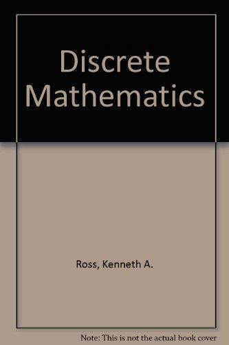 9780132157162: Discrete Mathematics