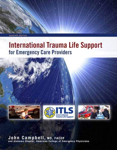9780132157247: International Trauma Life Support for Emergency Care Providers (7th Edition)