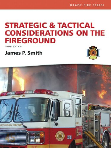 9780132158817: Strategic & Tactical Considerations on the Fireground (3rd Edition) (Brady Fire)