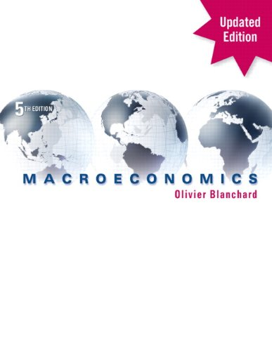 9780132159869: Macroeconomics Updated (5th Edition)