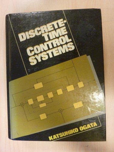 9780132161022: Discrete-Time Control Systems