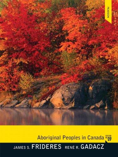 9780132161978: Aboriginal Peoples in Canada (9th Edition)