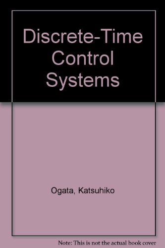 9780132162272: Discrete-Time Control Systems