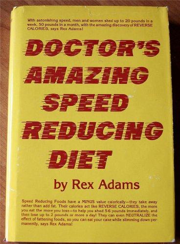 9780132162753: Doctor's Amazing Speed Reducing Diet
