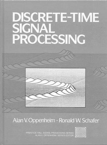 9780132162920: Discrete-time Signal Processing (Prentice-Hall signal processing series)