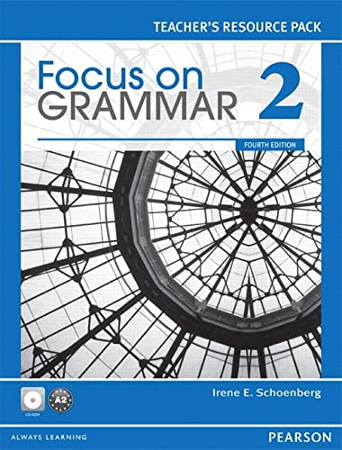 9780132163521: Focus on Grammar 2 Teachers Resource Pac