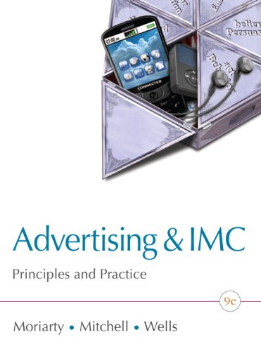 9780132163644: Advertising & IMC: Principles and Practice, 9th Edition