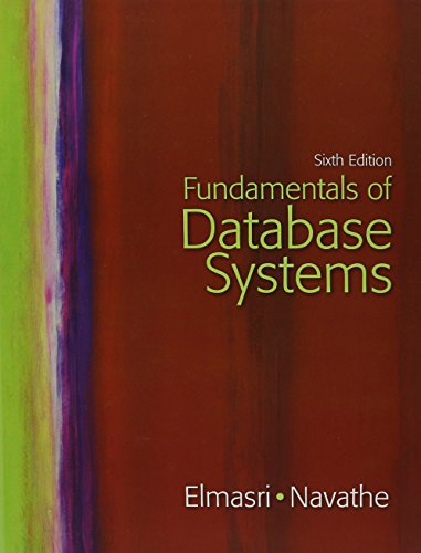 9780132165907: Fundamentals of Database Systems with Oracle 10g Programming: A Primer (6th Edition)