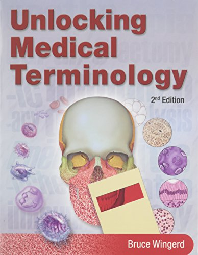 9780132166300: Unlocking Medical Terminology with Study Notes (2nd Edition)