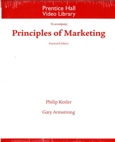 9780132167239: DVD for Principles of Marketing