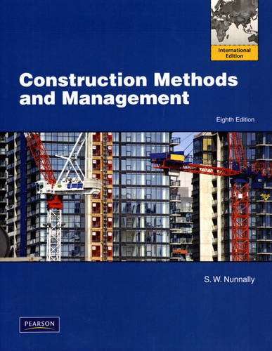 9780132167451: Construction Methods and Management:International Edition