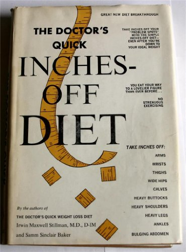 9780132168953: The doctor's quick inches-off diet,