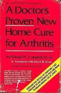 9780132169295: A Doctor's Proven New Home Cure for Arthritis