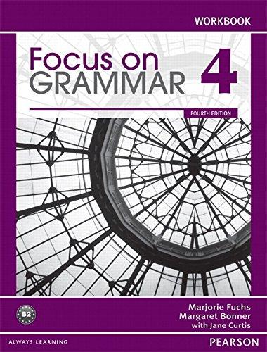 9780132169417: Focus on Grammar 4 Workbook, 4th Edition