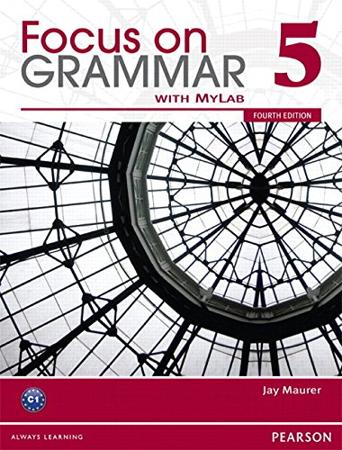 9780132169806: Focus on Grammar 5 with MyEnglishLab