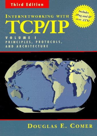 9780132169875: Internetworking with TCP/IP Vol. I: Principles, Protocols, and Architecture