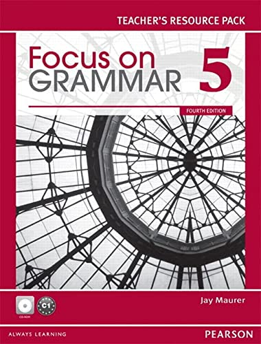 Focus grammar (5) 4e teacher ressource pk: unspoken