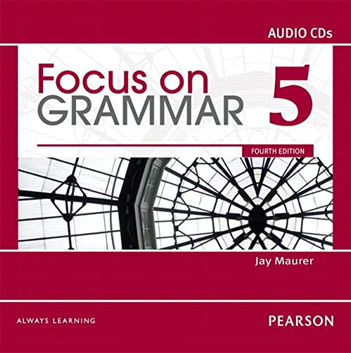 9780132169981: Focus on Grammar 5 Classroom Audio CDs