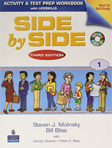9780132170406: Side by Side 1 Student Book and Activity & Test Prep Workbook W/Audio Value Pack