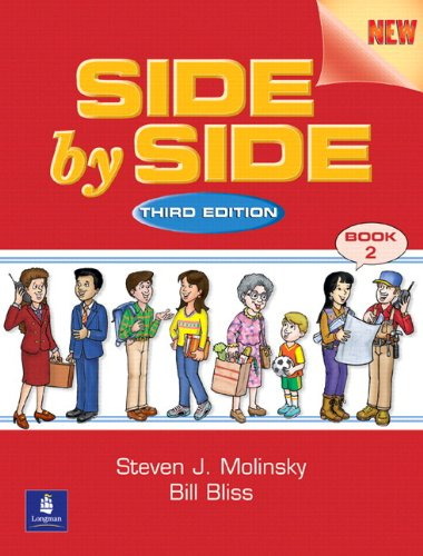 9780132170413: Side by Side 2 Student Book and Activity & Test Prep Workbook w/Audio CDs Value Pack (3rd Edition)