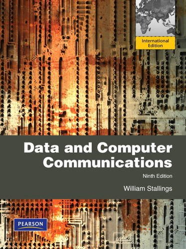 9780132172172: Data and Computer Communications: International Edition