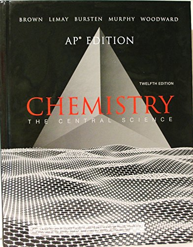 9780132175081: Chemistry: The Central Science, AP Edition