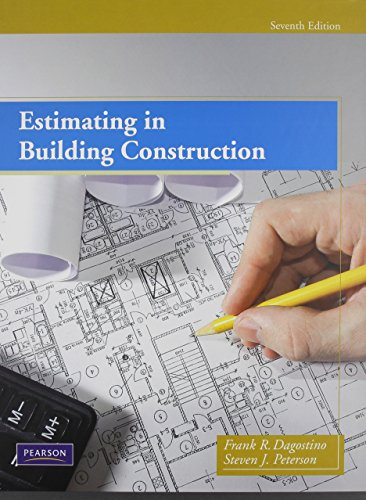 9780132175593: Estimating in Building Construction with Student Workbook