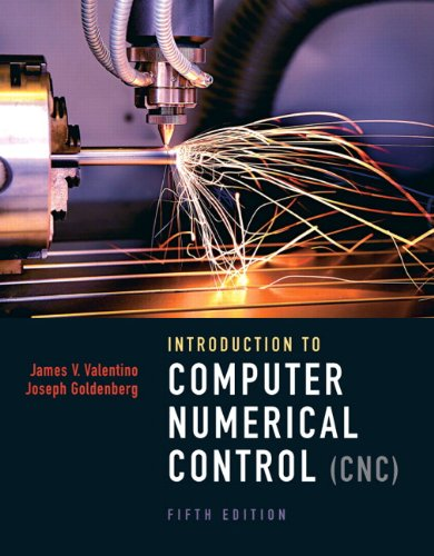 9780132176033: Introduction to Computer Numerical Control (5th Edition)