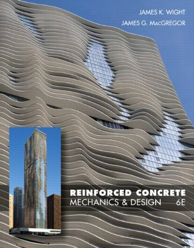 9780132176521: Reinforced Concrete: Mechanics and Design (6th Edition)
