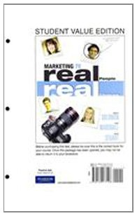 Marketing: Real People, Real Choices, Student Value: Solomon, Michael R.;