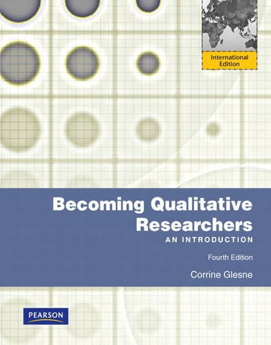 9780132178587: Becoming Qualitative Researchers: An Introduction