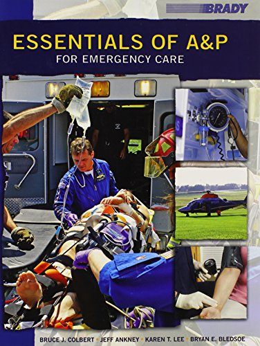 9780132180122: Essentials of A&P for Emergency Care