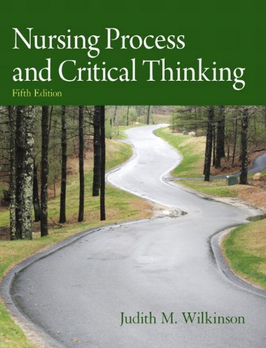 9780132181624: Nursing Process and Critical Thinking