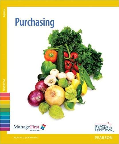 9780132181648: Purchasing, 2nd Edition (Managefirst)