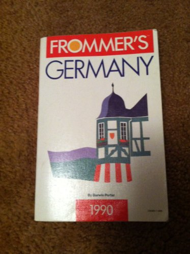 9780132183895: Frommer's Germany, 1990