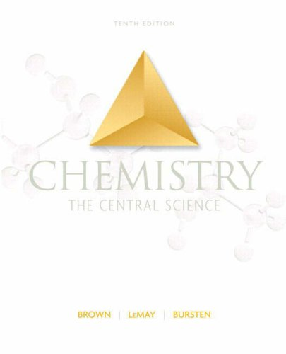 9780132186421: Chemistry: The Central Science W/ Student Mediapak Pkg