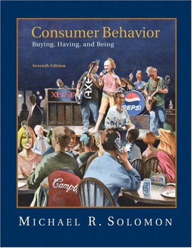 9780132186940: Consumer Behavior: Buying, Having, and Being