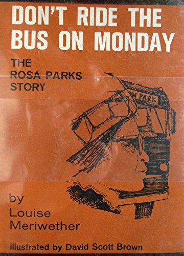 9780132187503: Don't Ride the Bus on Monday: The Rosa Parks Story