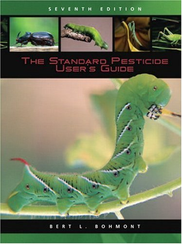 9780132187633: Standard Pesticide User's Guide, The (7th Edition)