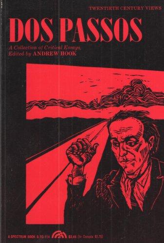 9780132188593: Dos Passos: A Collection of Critical Essays (20th Century Views)
