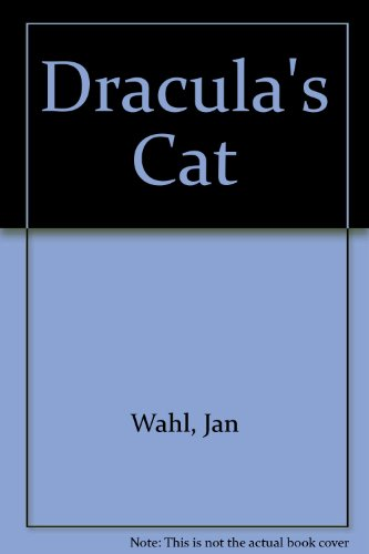 9780132189330: Dracula's Cat