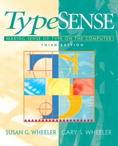 9780132190107: TypeSense: Making Sense of Type on the Computer (3rd Edition)