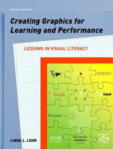 9780132191586: Creating Graphics for Learning and Performance: Lessons in Visual Literacy