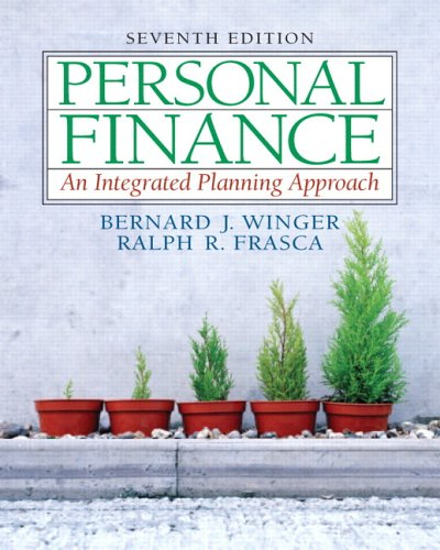 9780132191609: Personal Finance Integrated (7th Edition)