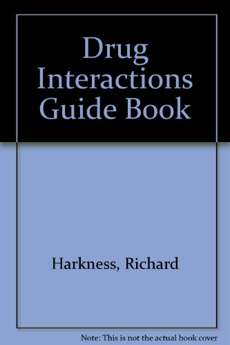 9780132196192: Drug Interactions Guide Book