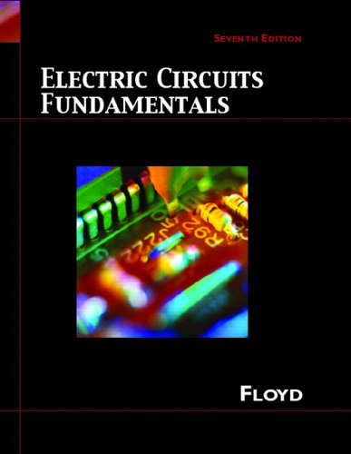 9780132197106: Electric Circuit Fundamentals: United States Edition