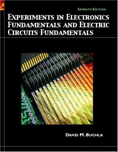 9780132197113: Experiments in Electronics Fundamentals and Electric Circuits Fundamentals (Lab Manual)