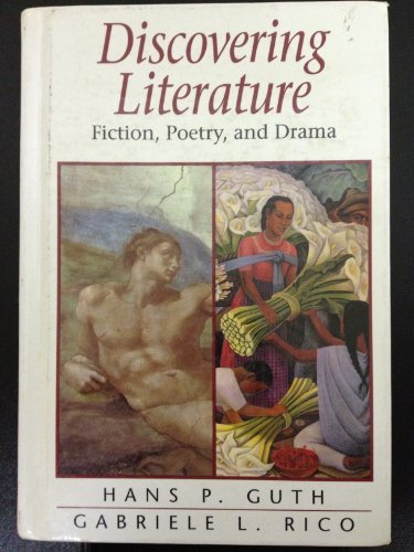 9780132197342: Discovering Literature: Fiction, Poetry, and Drama