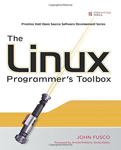 9780132198578: The Linux Programmer's Toolbox (Prentice Hall Open Software Development Series)