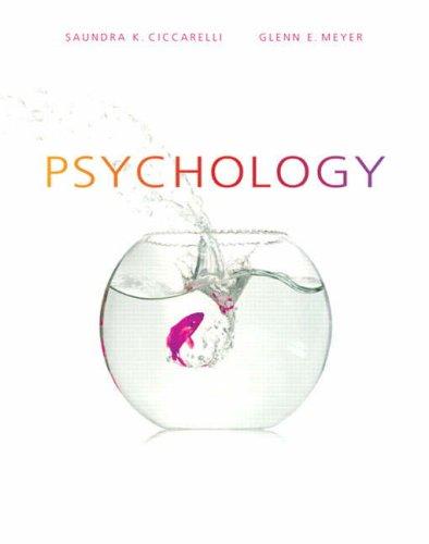 9780132198622: Psychology